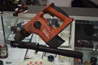 Hilti TE4-A18 Cordless Hammer Drill + 2 Handles (Bare Tool)  - Great Deal!