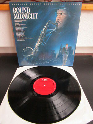Herbie Hancock ‎– Round Midnight - Original Motion Picture Soundtrack LP