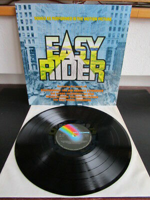 Various ‎– Easy Rider (Songs As Performed In The Motion Picture) LP