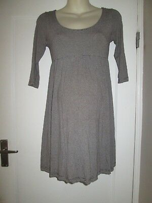 Pretty Size 8-10 H&m Maternity Dress See Pics!!