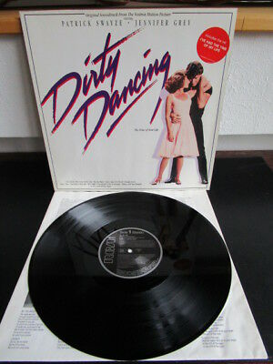 Various – Dirty Dancing (Original Soundtrack From The Vestron Motion Picture) LP