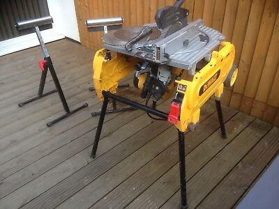 DEWALT D27105-LX 305mm FLIP OVER COMBINATION MITRE / BENCH SAW 240v