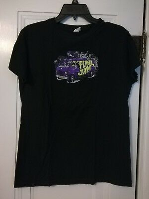 Pearl Jam Halloween 10 Club exclusive women's 2XL