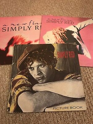 Simply Red Vinyl Records