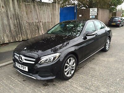 2014 Mercedes C220 Cdi Bluetec Amg Sport 7G-Tronic - Drive Away Damaged Salvage