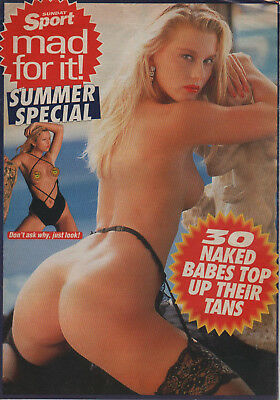 Charmaine sinclair uk 90s boobs pornstar sexy striptease