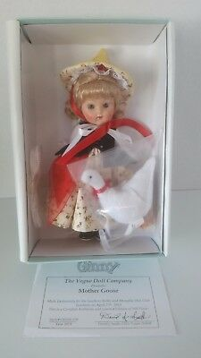 "Vogue Ginny ""2013"" Mother Goose Doll Ltd Ed"