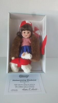 "Vogue Ginny ""2005"" Homecoming Weekend Doll Ltd Ed"