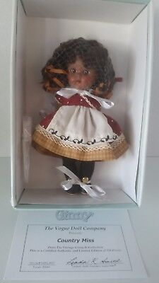 "Vogue Ginny ""2010"" Country Miss Doll Ltd Ed"