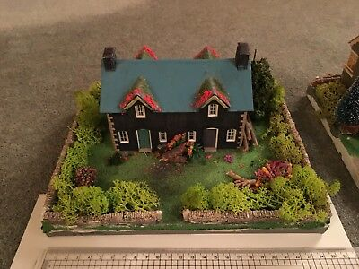 00 Gauge Buildings