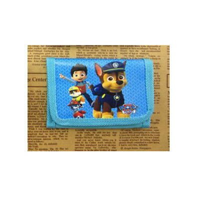 Paw Patrol Kids Coin Money Pouch Bags Purse Wallet Xmas Birthday gift c