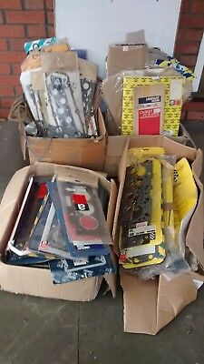 Job Lot of Approx 200 Assorted Gaskets & Gasket Sets