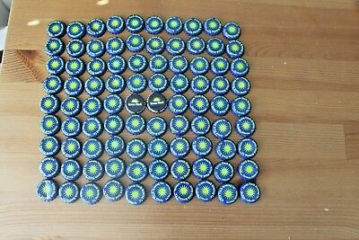 90 Green Flash Brewery Beer Bottle Caps  Ideal For Craft
