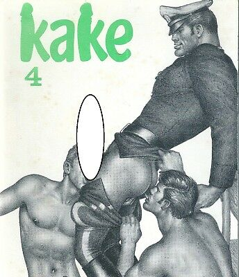 Tom Of Finland, #4 / Gay, Vintage, Physique, Beefcake