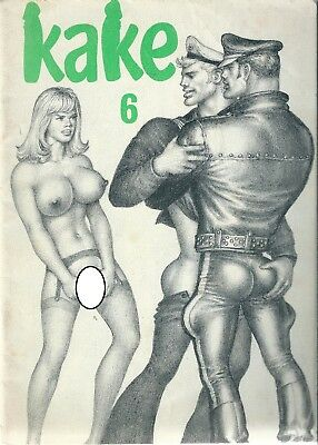 Tom Of Finland, #6 / Gay, Vintage, Physique, Beefcake