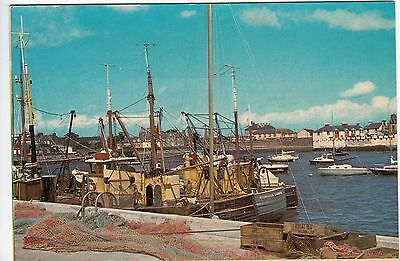Postcard - Isle of Whithorn, Wigtownshire