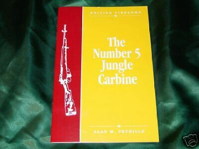 The Number 5 Jungle Carbine Book - Lee Enfield -.303 - WW2 - BRAND NEW!