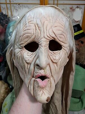 Be Something Studios Old Hag Mask Witch Don Post Distortions Hagatha Gypsy BSS