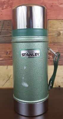 Vintage Aladdin Stanley Wide Mouth Thermos A-1350B Made in USA 24 Ounce Food Jar