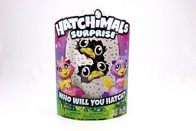 Hatchimals Surprise GIRAVEN Twins by Spinmaster 2017 Must Have Toys