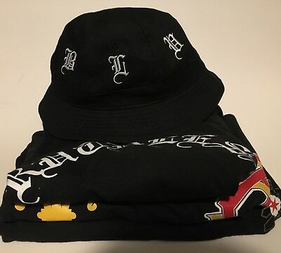 Black Scale (BLVCK SCVLE) Streetwear Clothing Lot - Hat and Shirts