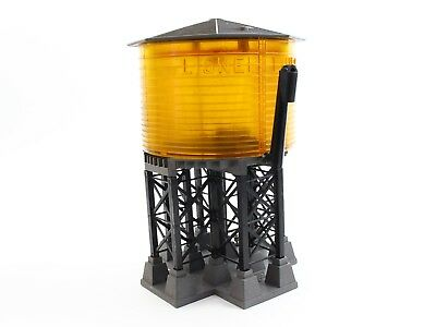 Lionel Postwar O No. 30 Water Tower, Gray Roof Motor Works