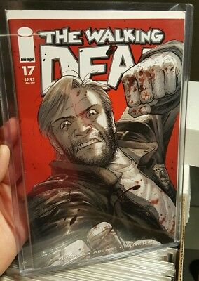 The Walking Dead #17 vf (Mar 2005, Image)