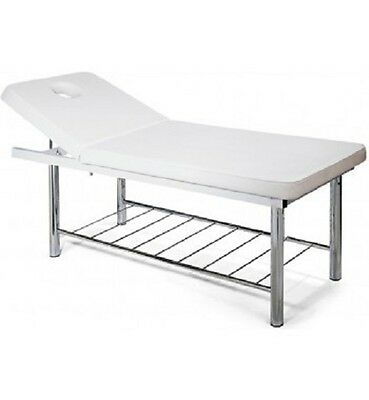 Manual White Occupational Hypnotherapy Chair Lounge Counselling Couch Table Bed