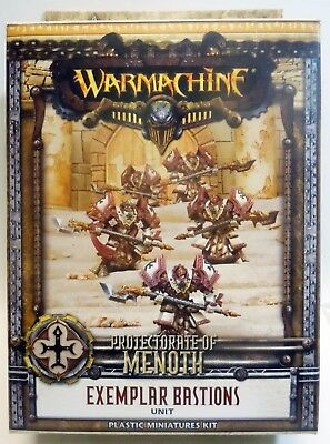 Warmachine Protectorate of Menoth Exemplar Bastions Privateer Press PIP32058 New