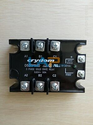 1PC New Crydom D53TP50D Solid State Relay