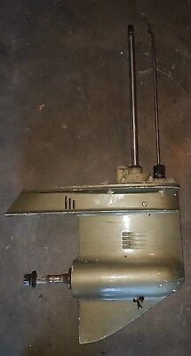 65hp 70hp 75hp johnson evinrude outboard motor gearbox