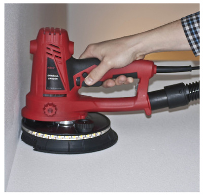 ALEKO SV7241 Electric 750W Drywall Sander with Vacuum and LED Strip