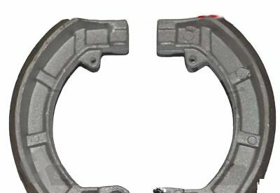 Rear Brake Shoe Set Pair Small For Frame Vespa Pv V50 Scooters @aud