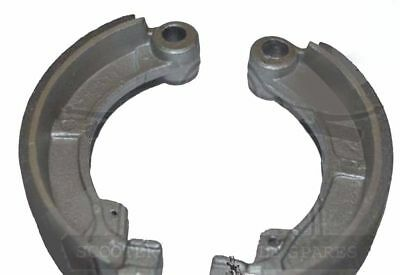 Vespa Rear Brake Shoe Set 8 Inch Vespa Super Vnc  Vbc @aud