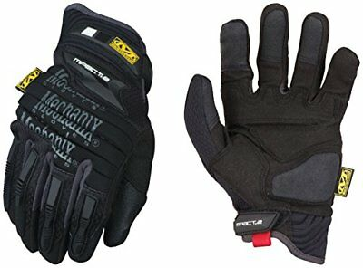 Mechanix Wear MP2-05-010 M-Pact 2 Guanti, Nero, Large