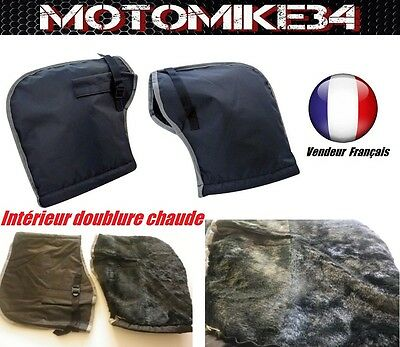 Sleeves covers hand scooter SPECIAL KYMKO GRANGING 125 2001 / 2005 MUFF