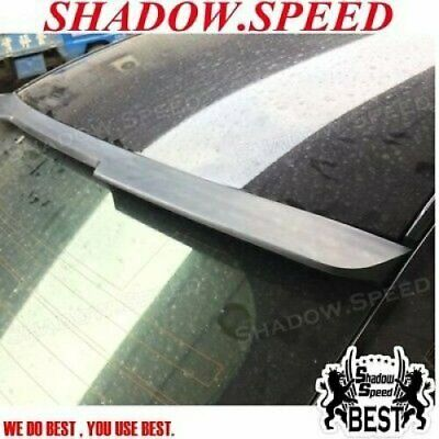 Hot Painted HRW Rear Roof Spoiler Wing For 2016~18 Mercedes Benz C C205 Coupe