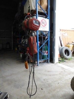 Hoist 3 Phase Electric 500Kg
