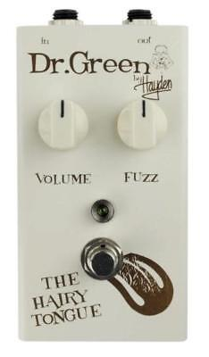 Hayden Dr Green Hairy Tongue - Pedale multieffetti FX per chitarra - NUOVO