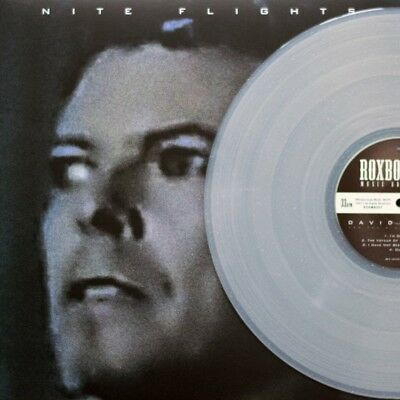 David Bowie Nite Flights Limited Edition Colour Vinyl Only 350 Numbered Copies