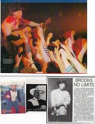 Garth Brooks : Cuttings Collection