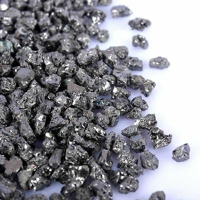 10.00 Cts Unfinished Uncut Old Africa Mines Small Black Diamond Loose Rough Lot