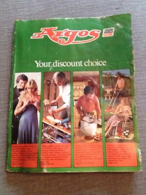 Argos Catalogue Number 11 Spring 1979 Toys Lighting Watches Outdoor