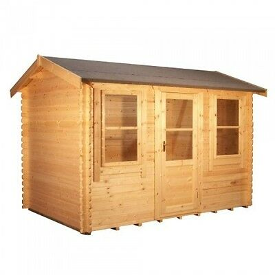The SKipton  log Cabin free delivery