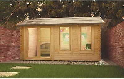 Intelocking cabin - Sherborne  free delivery