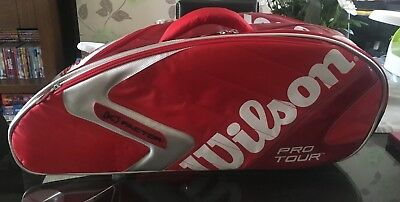 Wilson K Factor Pro Tour Tennis Bag