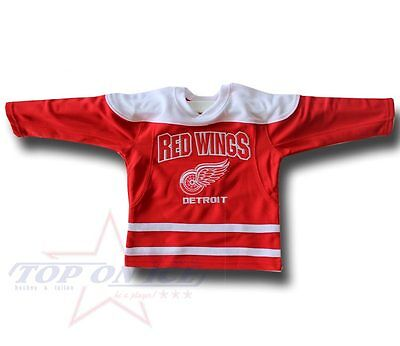 Children Jersey NHL Detroit Red Wings