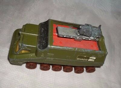Ufo Shado 2.  Dinky Toys.  For Spares/repairs