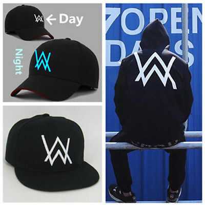 0a3d51188 HOT!MUSIC DJ ALAN Walker Cosplay Accessory Set of Sweater Faded Cap ...
