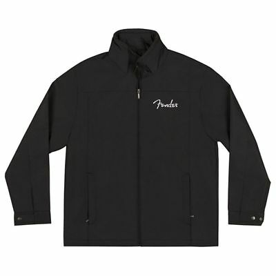 Fender Jacket Mens Black XL